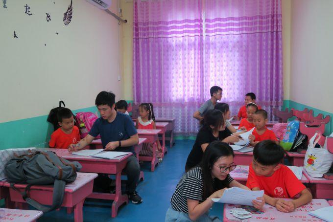 Health Promotion Programme: Zuolong Township, Ankang City ...